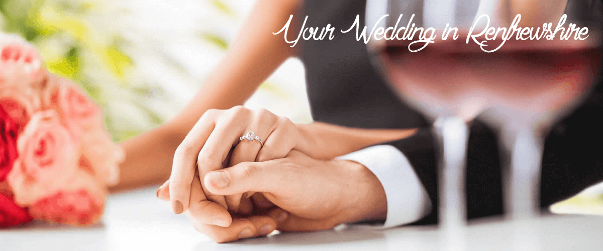 Your Wedding in Renfrewshire